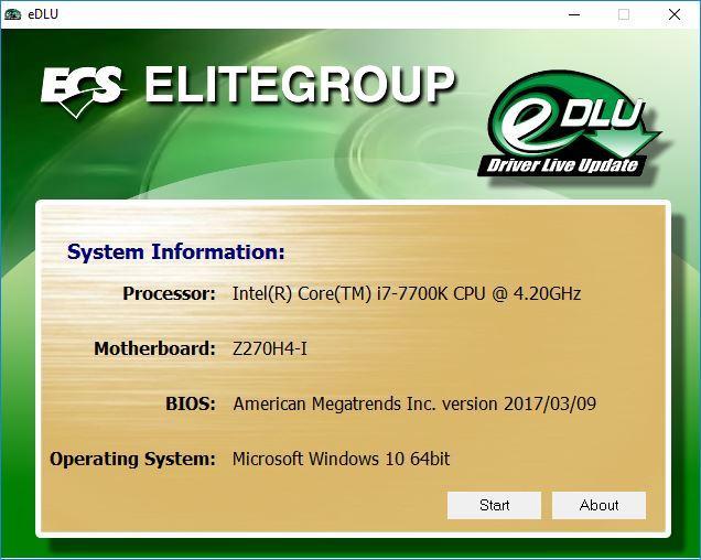 ECS Durathon 2 Z270H4-I Motherboard Review ECS, Motherboard, z270 2