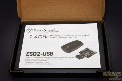 Silverstone ES02-USB 2.4GHz Wireless PC Remote Control Kit Review