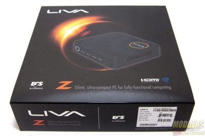 ECS Liva Z Mini-PC