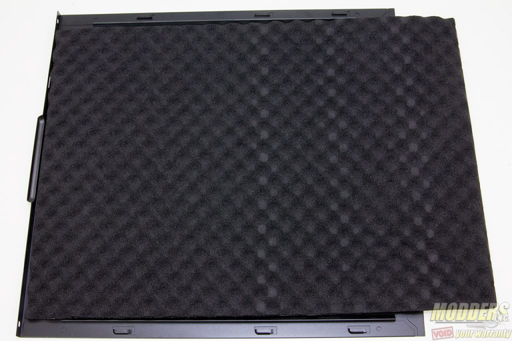 Silverstone SST-SF02 Noise Absorbing Foam Review