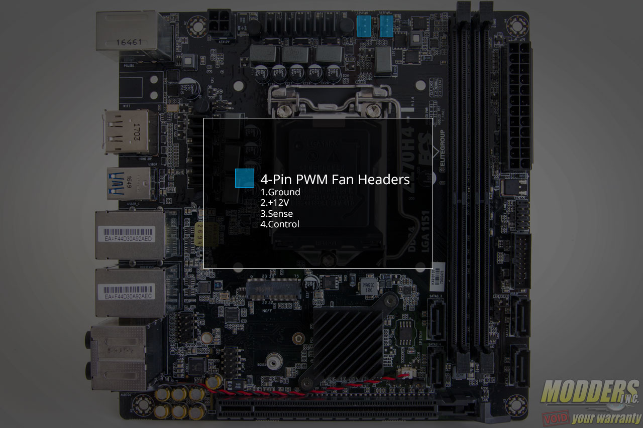 ECS Durathon 2 Z270H4-I Motherboard Review — Page 2 of 6