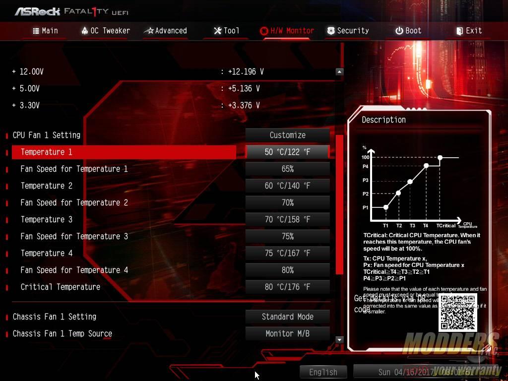 UEFI Hardware Monitor