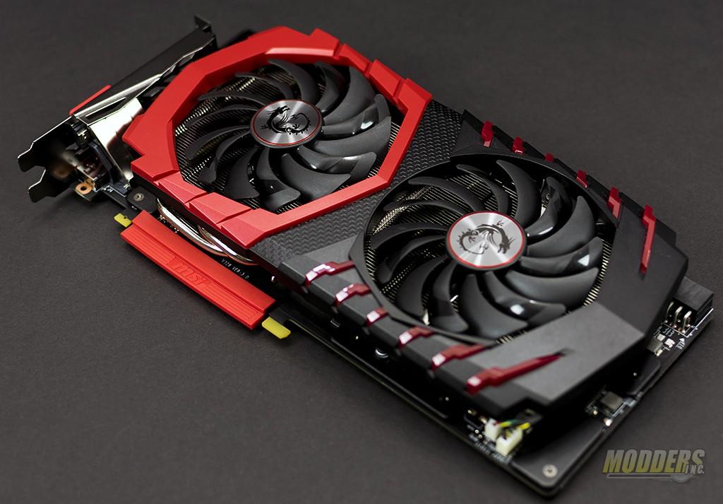 MSI GeForce GTX 1060 GAMING X PLUS Review — Modders-Inc