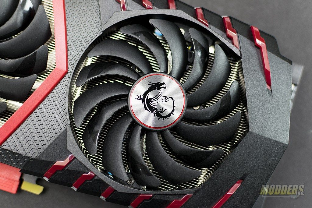 MSI GeForce GTX 1060 GAMING X PLUS