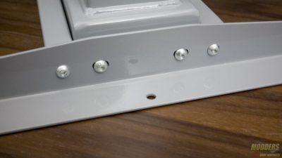λutonomous-λ SmartDesk 2 Review Edge bracket fasterend to motor mount