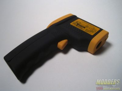 Modder's Tools: A+ for the IR Thermometer IR Thermometer, laser, Modder's Tools, Temperature, thermometer 2