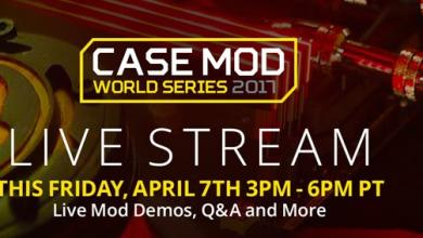 Photo of Live Stream from Newegg: Modding Questions and Answers