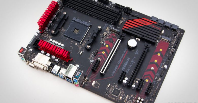 Photo of ASRock AB350 Gaming K4 AM4 Motherboard Review