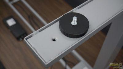 λutonomous-λ SmartDesk 2 Review foot base