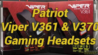 Photo of Patriot Viper V361 & V370 Gaming Headsets Review