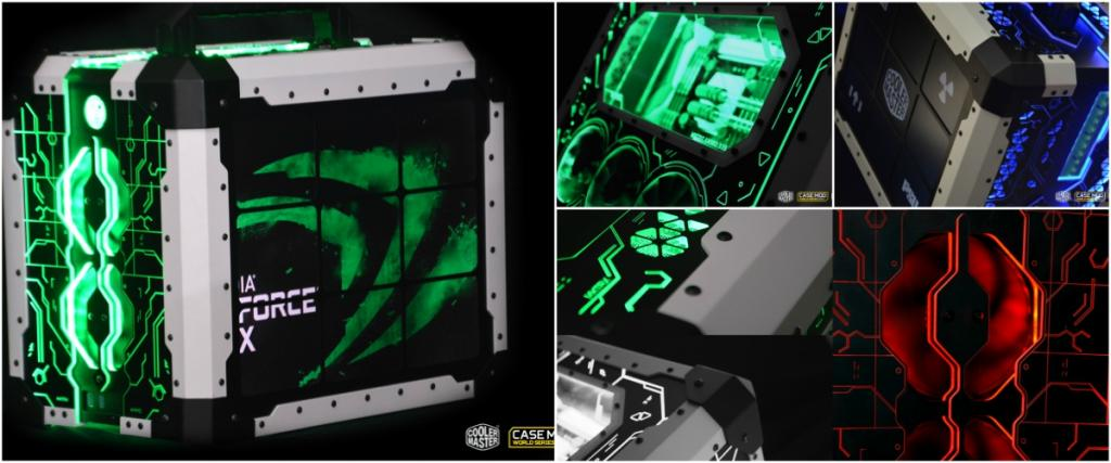 Winners of the Cooler Master Case Mod World Series 2017 case mod contest, casemod world series, Cooler Master 7