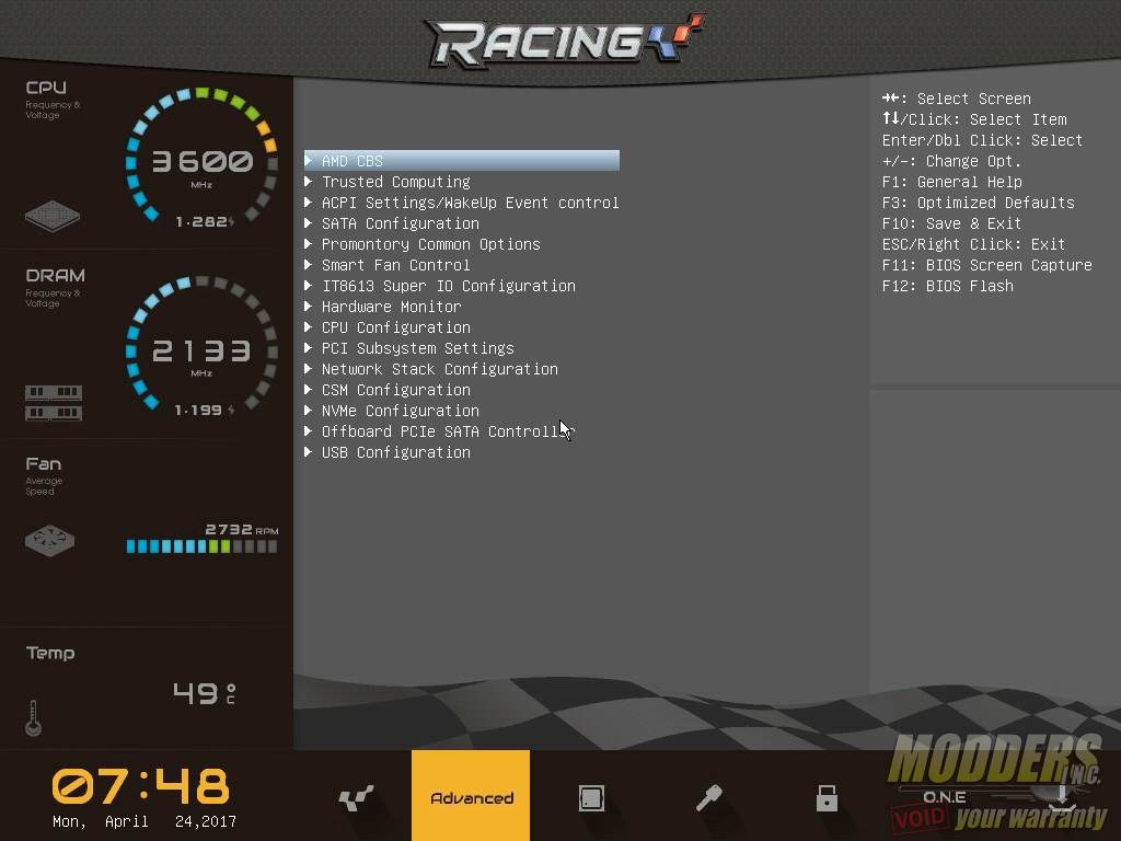 Biostar Racing B350GT3 AM4 Motherboard Review — Page 3 of 6