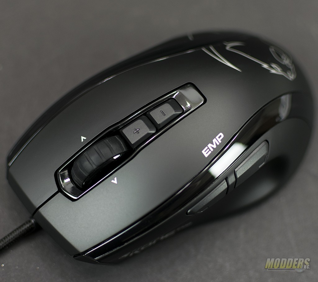 Roccat Kone Emp Gaming Mouse Review Page 3 Of 4 Modders Inc