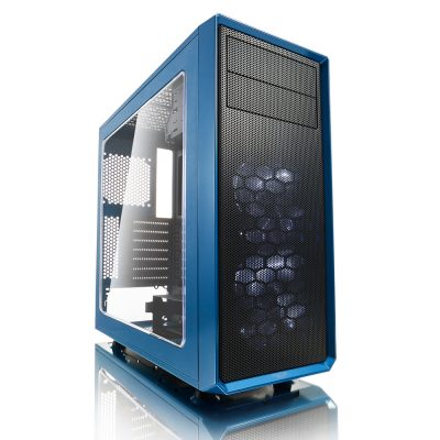 Fractal Design Announces the New Focus G Series Computer Case computer case, Fractal, fractal design 5