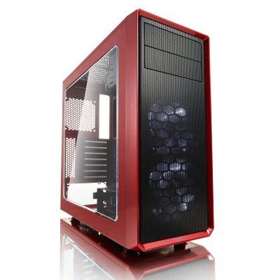 Fractal Design Announces the New Focus G Series Computer Case computer case, Fractal, fractal design 4