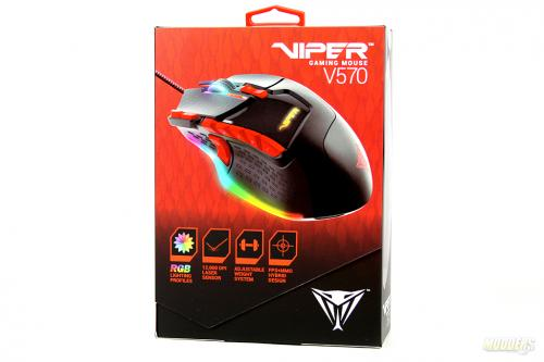 Patriot Viper V570 RBG Laser Gaming Mouse Review: Red, Green and Blue Avago, Gaming Mouse, Macroblock Inc, Microcontroller, Omron, Patriot, sonix, ttc, V570, viper 2