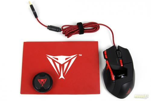 Patriot Viper V570 RBG Laser Gaming Mouse Review: Red, Green and Blue Avago, Gaming Mouse, Macroblock Inc, Microcontroller, Omron, Patriot, sonix, ttc, V570, viper 5