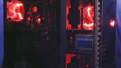 Photo of IN WIN 509 Full Tower Gaming Chassis Review