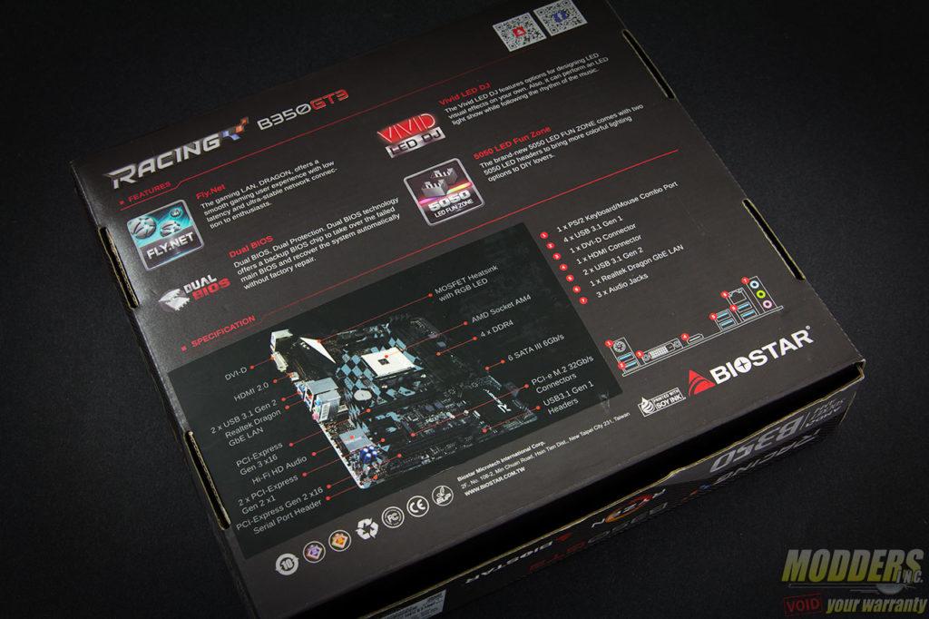 Biostar Racing B350GT3 AM4 Motherboard Review — Modders-Inc