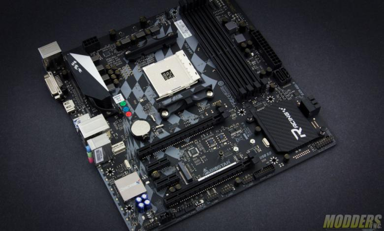 Photo of Biostar Racing B350GT3 AM4 Motherboard Review