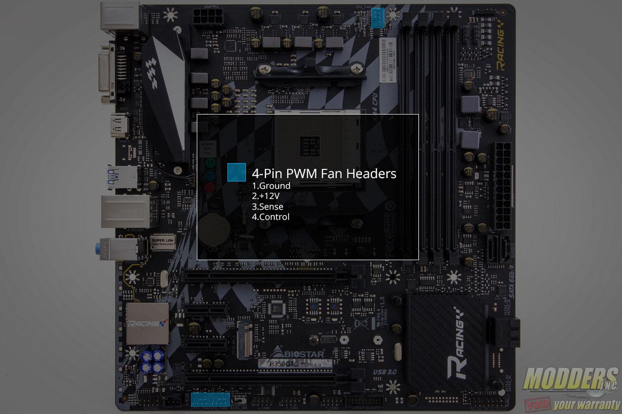 Biostar Racing B350GT3 AM4 Motherboard Review AMD, biostar, Motherboard, Racing 1