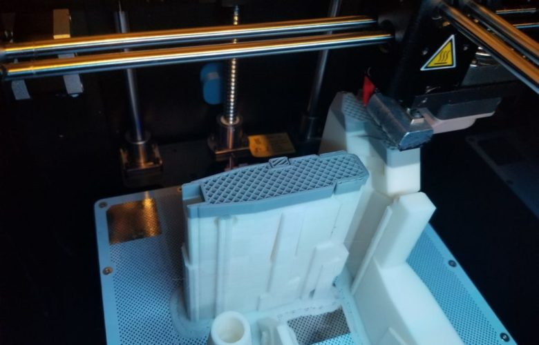 #D printing and case mods