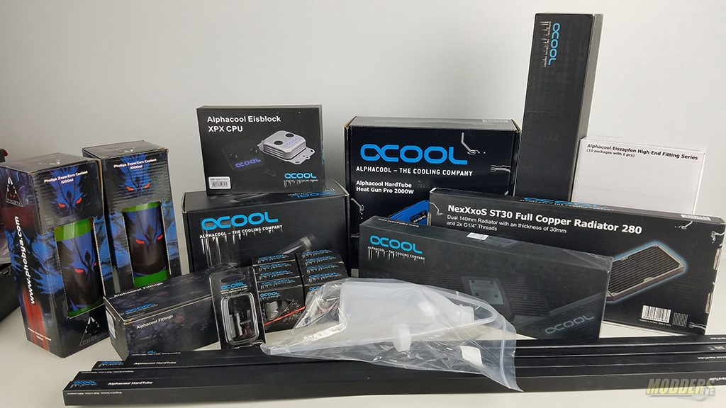 Water Cooling Your PC: Making of Eye Candy - Part 1