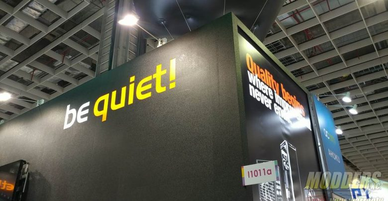 "Photo of Be Quiet! Showcases ""Light Base"" 900 Case and More @ Computex 2017"