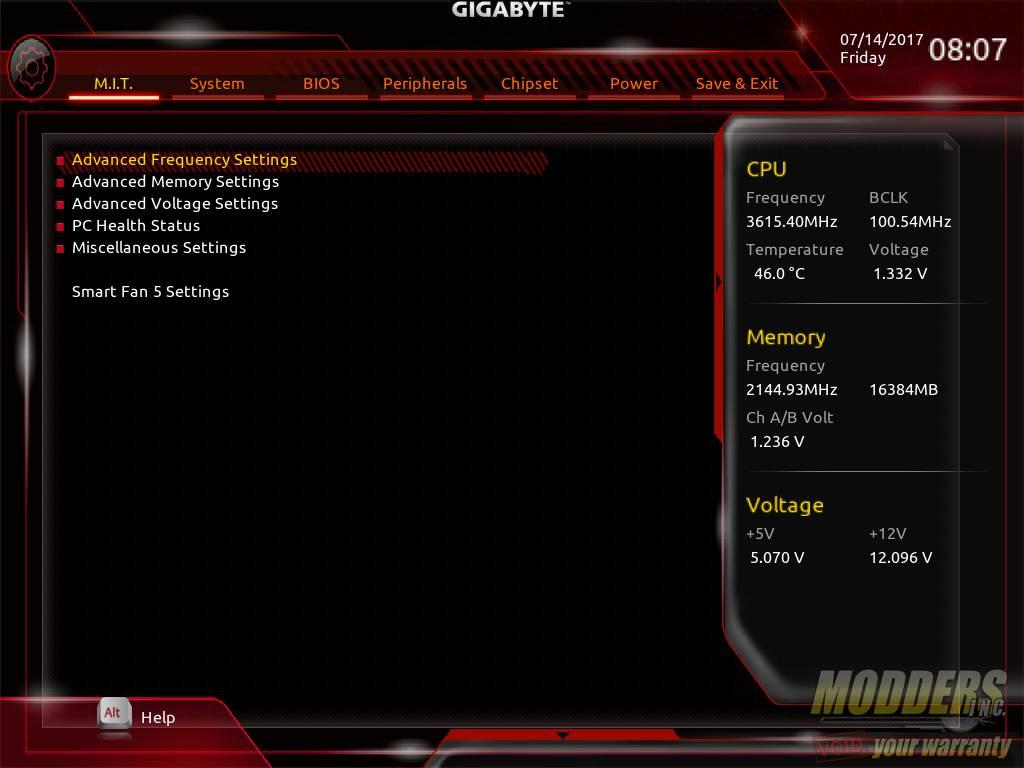 Gigabyte AB350N-Gaming WIFI AM4 Motherboard Review B350, Gigabyte, Mini-ITX 16