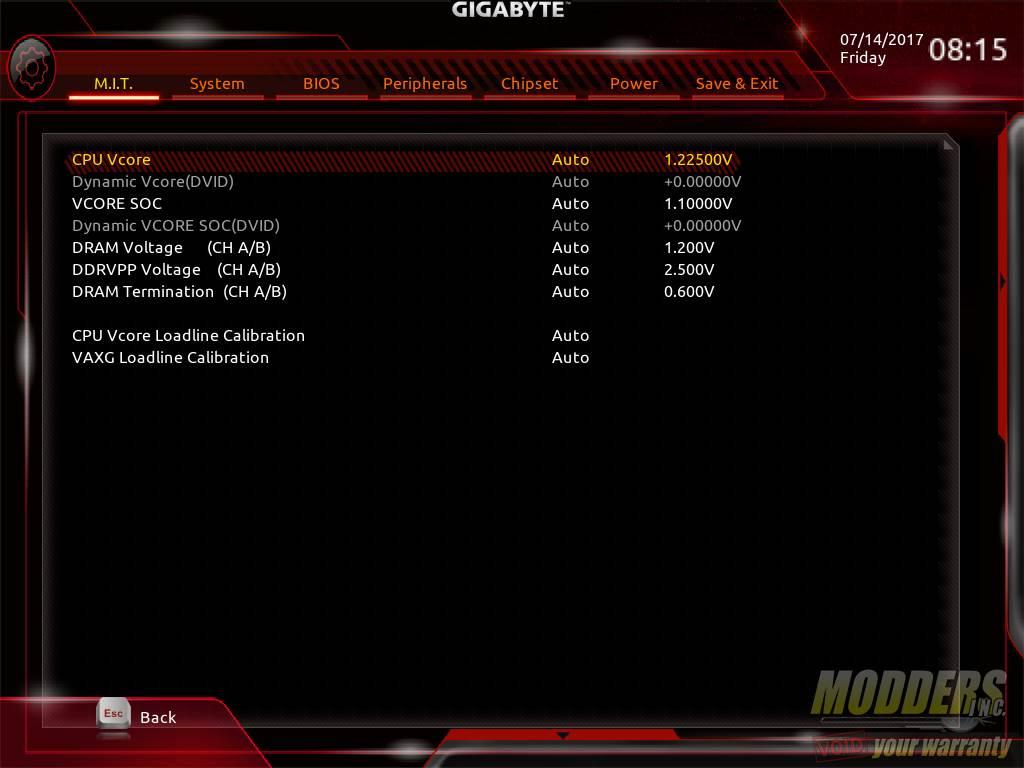 Gigabyte AB350N-Gaming WIFI AM4 Motherboard Review B350, Gigabyte, Mini-ITX 19