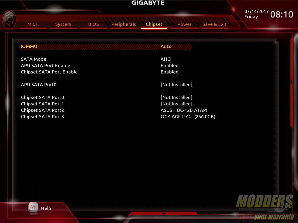 Gigabyte AB350N-Gaming WIFI AM4 Motherboard Review B350, Gigabyte, Mini-ITX 22