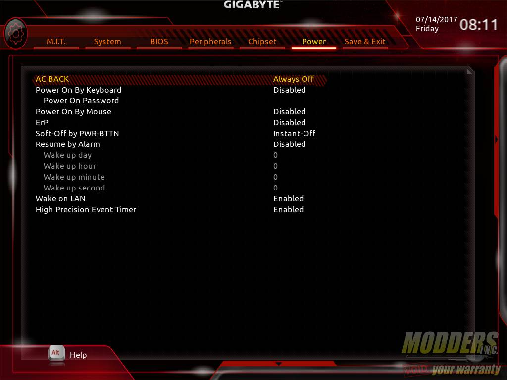 Gigabyte AB350N-Gaming WIFI AM4 Motherboard Review B350, Gigabyte, Mini-ITX 23