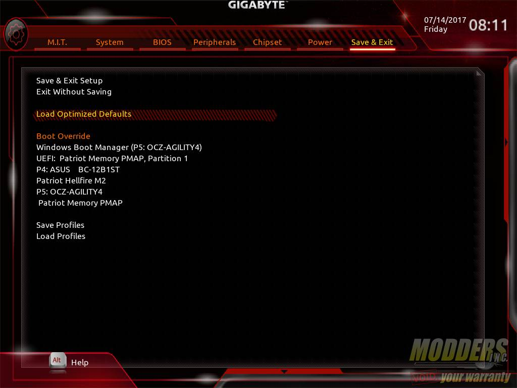 Gigabyte AB350N-Gaming WIFI AM4 Motherboard Review B350, Gigabyte, Mini-ITX 24
