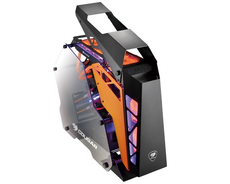 COUGAR CONQUER: A New Ultimate Masterpiece ATX, computer case, cougar gaming 1