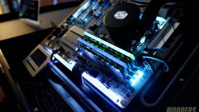 Photo of Crucial Previews Ballistix Tactical RGB LED Memory @ Computex 2017