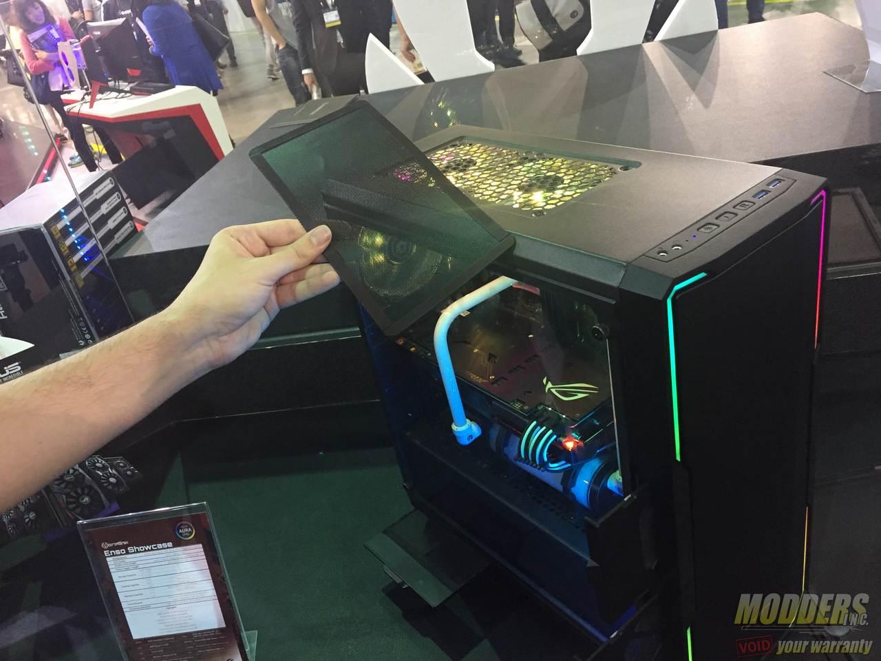 BitFenix Showcases Several New Chassis @ Computex 2017 Bitfenix, Computex 2017 1