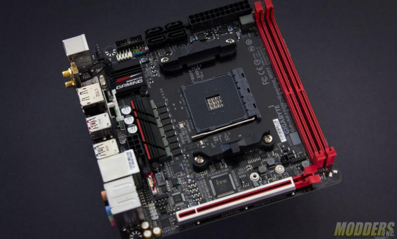 Photo of Gigabyte AB350N-Gaming WIFI AM4 Motherboard Review