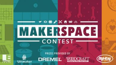 Photo of Win $50,000 in Tools with 2017 Instructables MakerSpace Contest