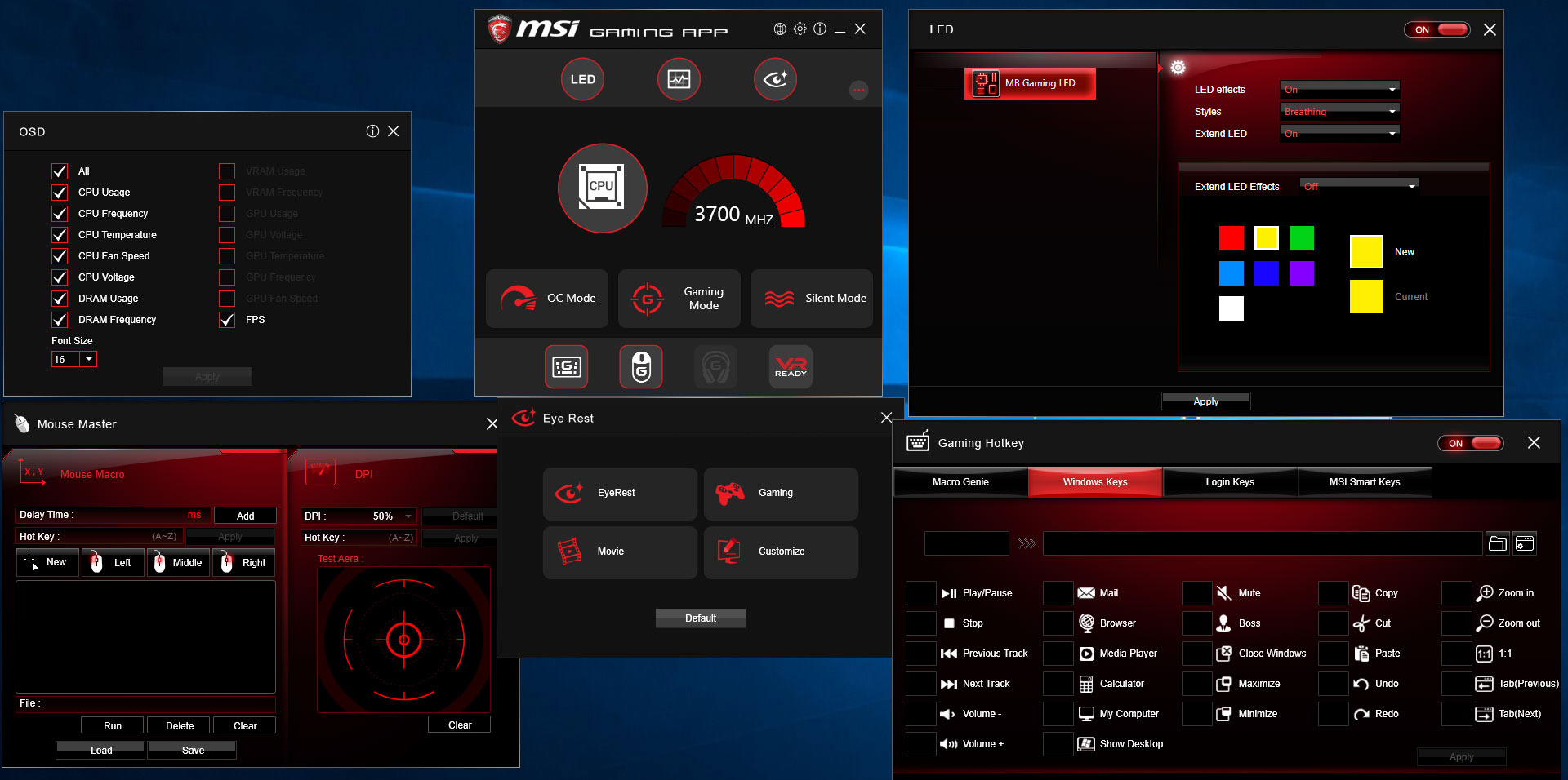 MSI B350M Mortar AM4 Motherboard Review — Page 3 of 6