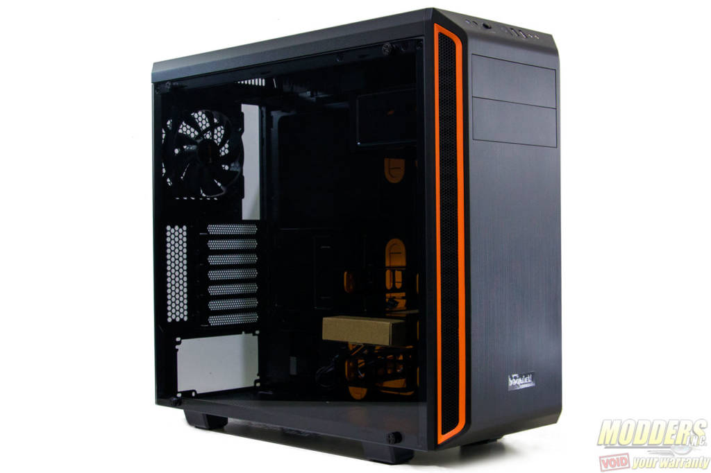 be quiet! Pure Base 600 Case Review pure base 600 window 01