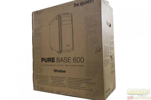 be quiet! Pure Base 600 Case Review pure base 600 window 03