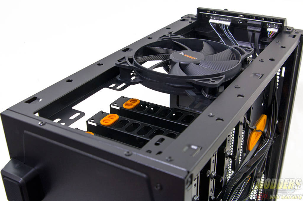 be quiet! Pure Base 600 Case Review ATX, be quiet!, Case, Chassis, Mid Tower, tempered glass 15