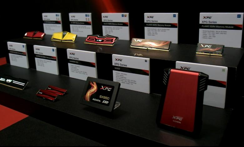 Photo of ADATA Beefs Up XPG Memory and Storage Solutions @ Computex 2017