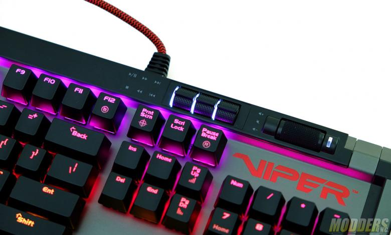 Photo of Patriot Viper V770 RGB Mechanical Keyboard Review