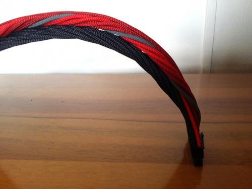 Modder Spotlight: Alessandro Falco Renzulli Braided Cables, international, italy, modder spotlight, new modder, sleeving 3