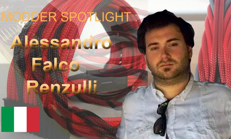 Photo of Modder Spotlight: Alessandro Falco Renzulli