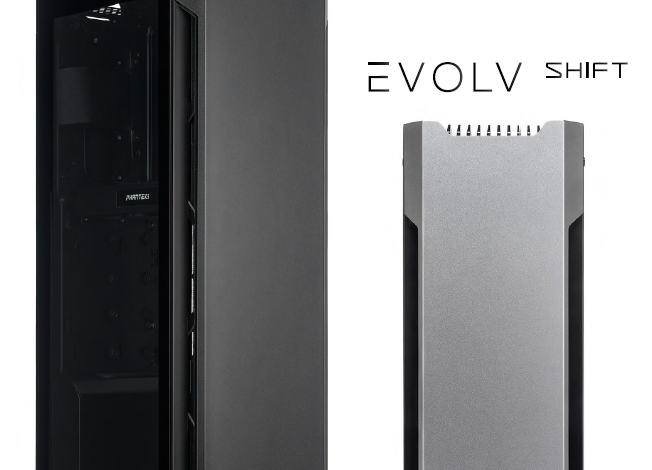 Photo of Phanteks Expands EVOLV Series with SHIFT and SHIFT X