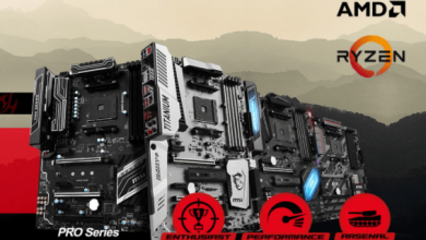 Photo of MSI AM4 motherboards are RYZEN 3 ready