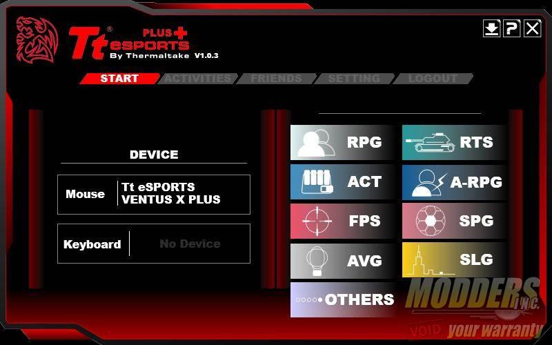 Tt eSPORTS Ventus X Plus Smart Gaming Mouse Review Gaming, mouse, Thermaltake, Tt eSports 8
