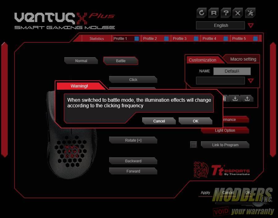 Tt eSPORTS Ventus X Plus Smart Gaming Mouse Review Gaming, mouse, Thermaltake, Tt eSports 2